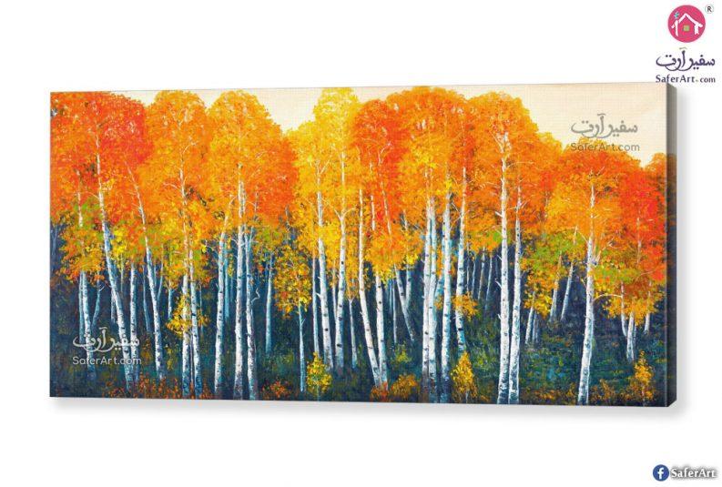 تابلوهات غابات