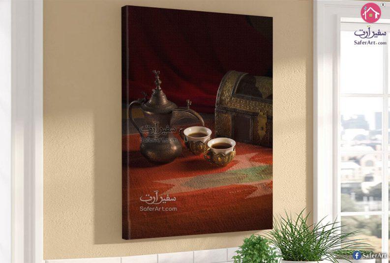 لوحات قهوة عربي