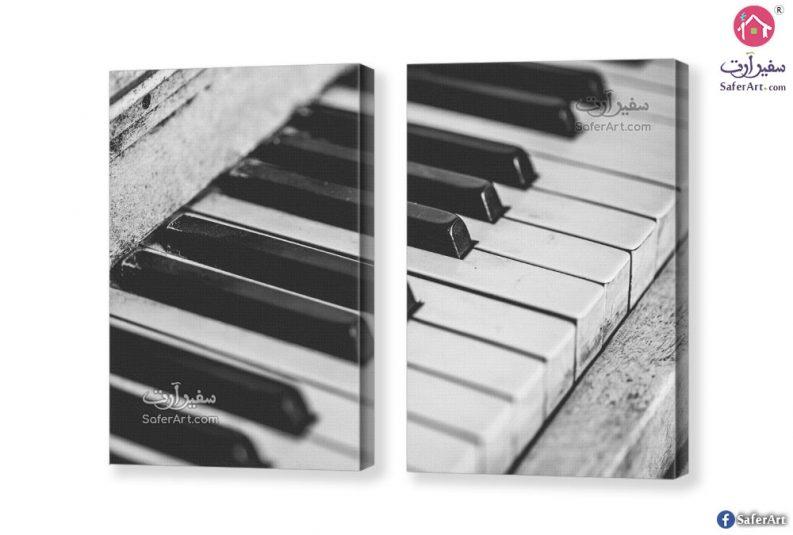 لوحات مودرن آلات موسيقية