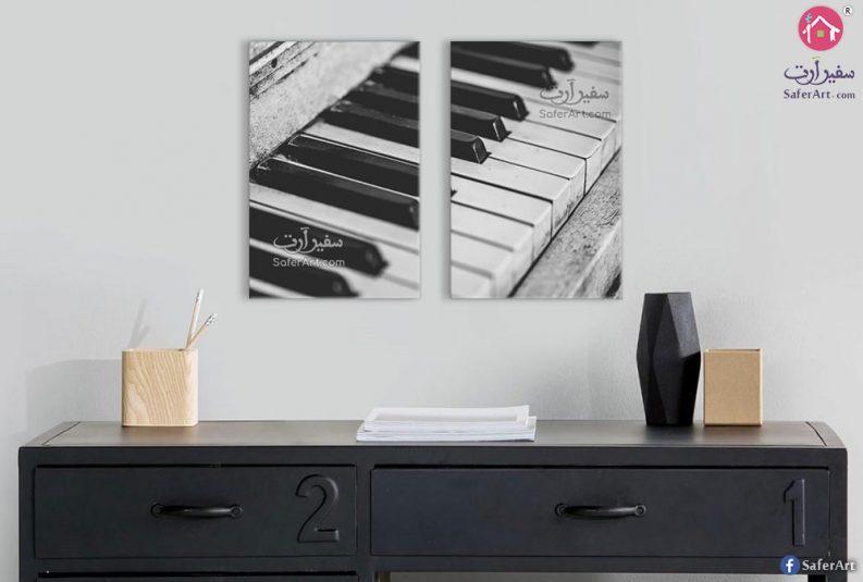 لوحة آلة موسيقية